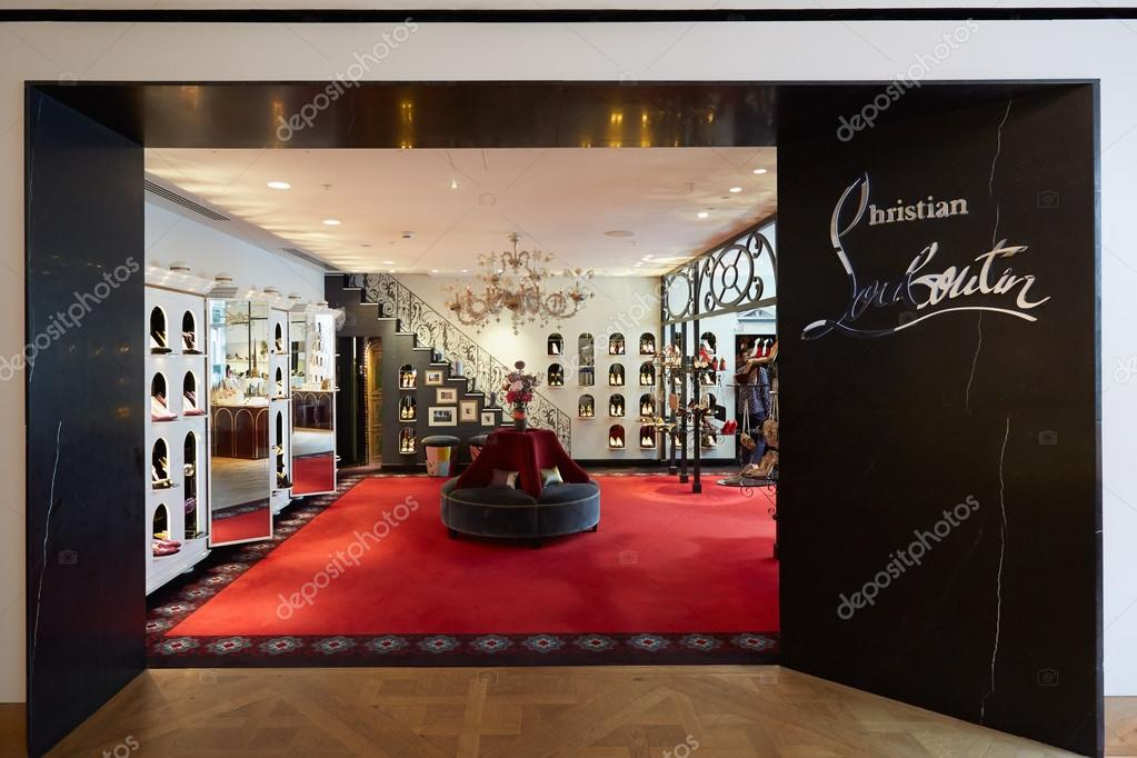 adresse louboutin londres