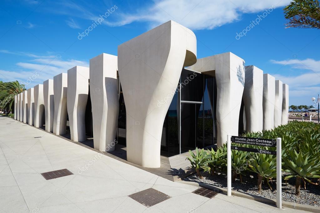 Museo jean cocteau architettura contemporanea a menton for Piani domestici della prateria contemporanea
