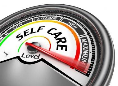 Self care to maximum conceptual meter