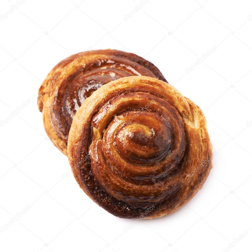 Tarçınlı Sarmal Çörekler