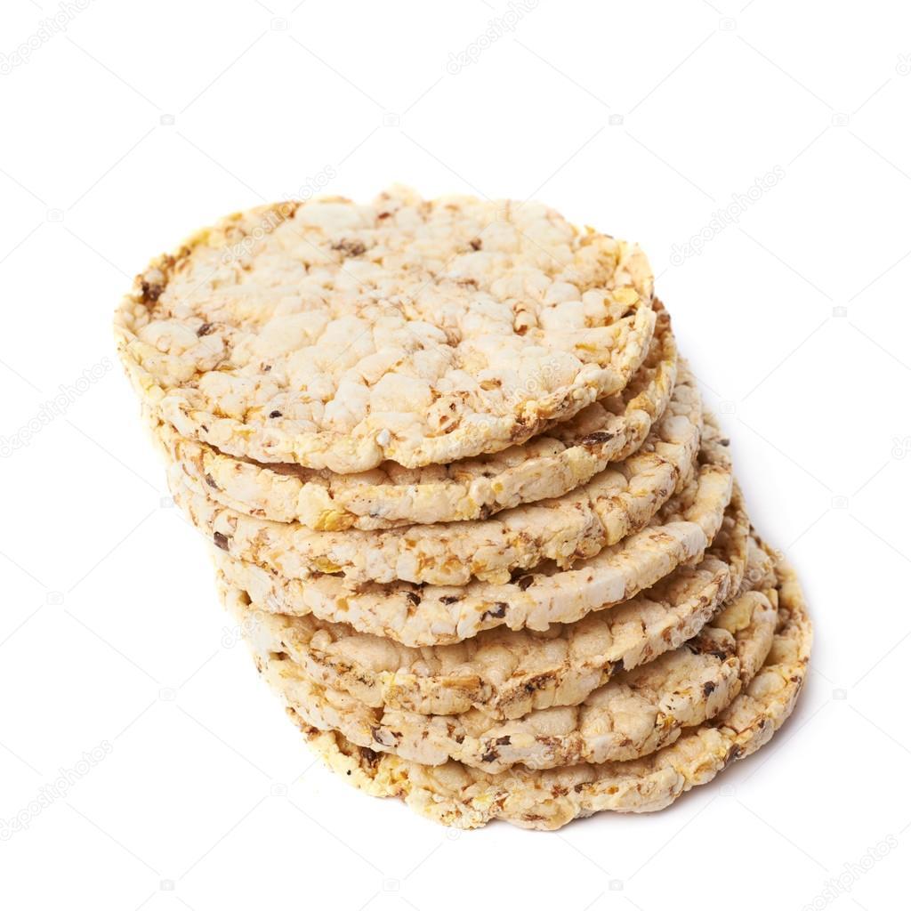 dieta di crackers di riso