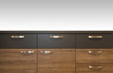 wooden drawer cabinets