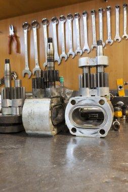 hydraulic engine parts