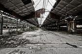 Průmyslová továrna