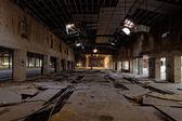 Opuštěných továrních