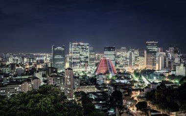 Rio de Janeiro skyscrapers