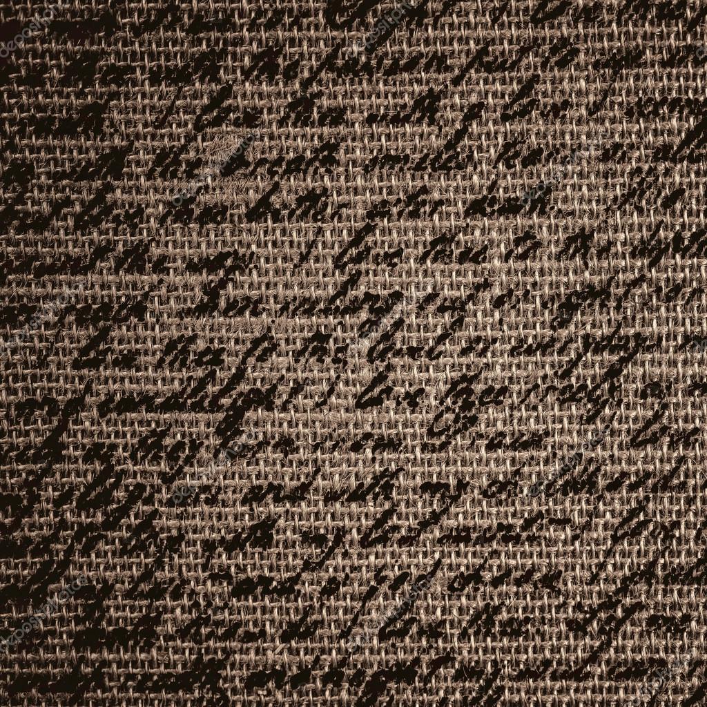 Blur text on fabric burlap with vignette — Stock Photo © marchello74 ... cc766139312c
