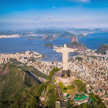 Christ and Botafogo Bay