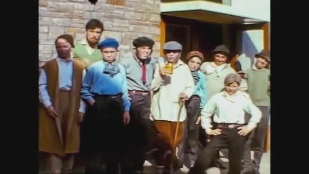 Vereinigtes Königreich 1968, Arme Kinder in der Stadt 3