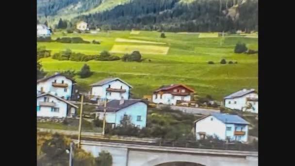 Rakousko 1964, rakouská horská krajina 4