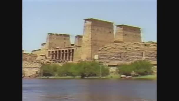 Egypt 1988, Philae temple in Egypt