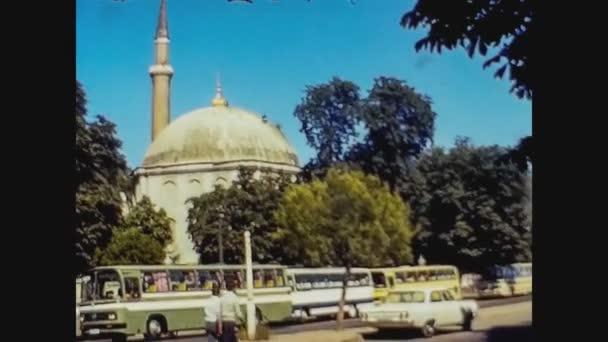 Turkey 1979, Istanbul street view 4