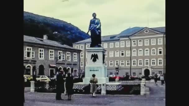 Austria 1975, Salzburg street view 13