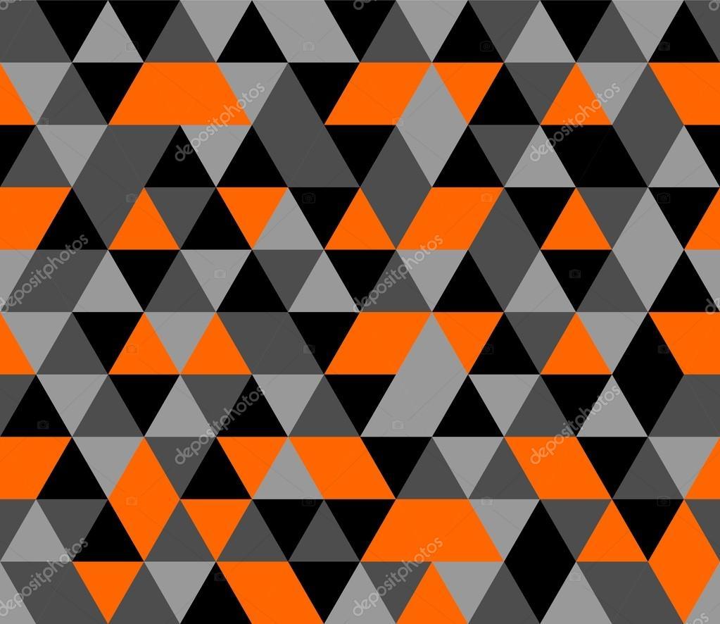 depositphotos 91537530 stock illustration tile vector background with orange