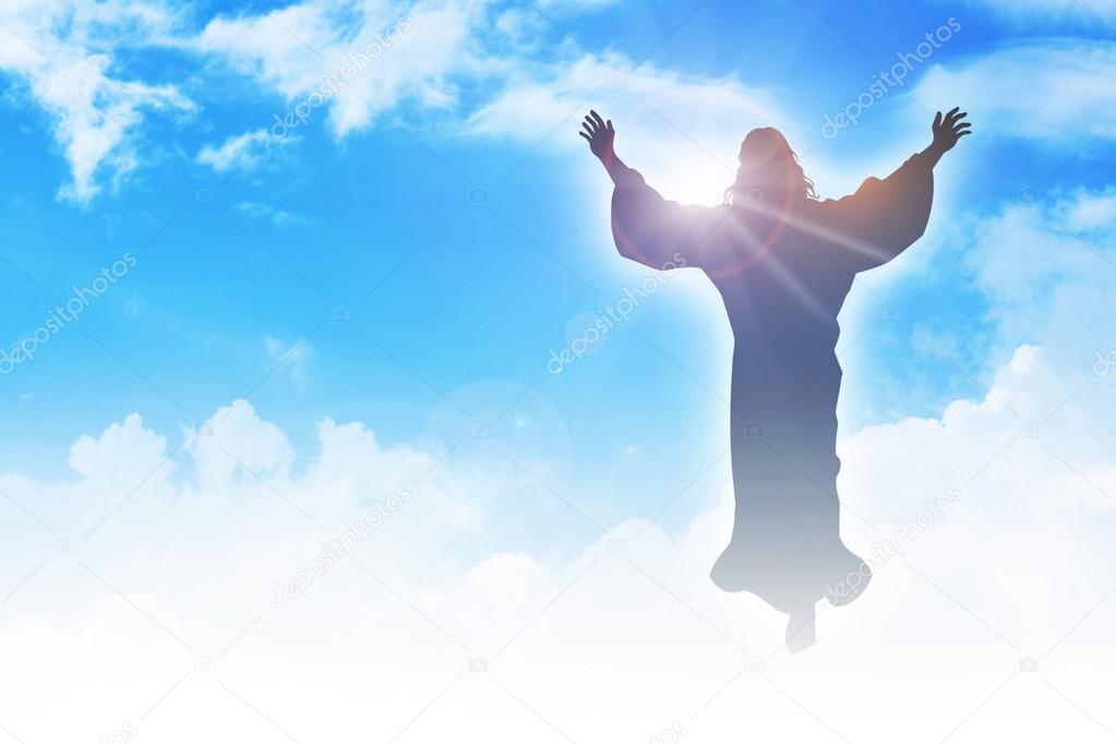 イエス ・ キリストの昇天 — ストック写真 © rudall30 #105881138