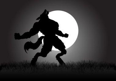 Howling Werewolf