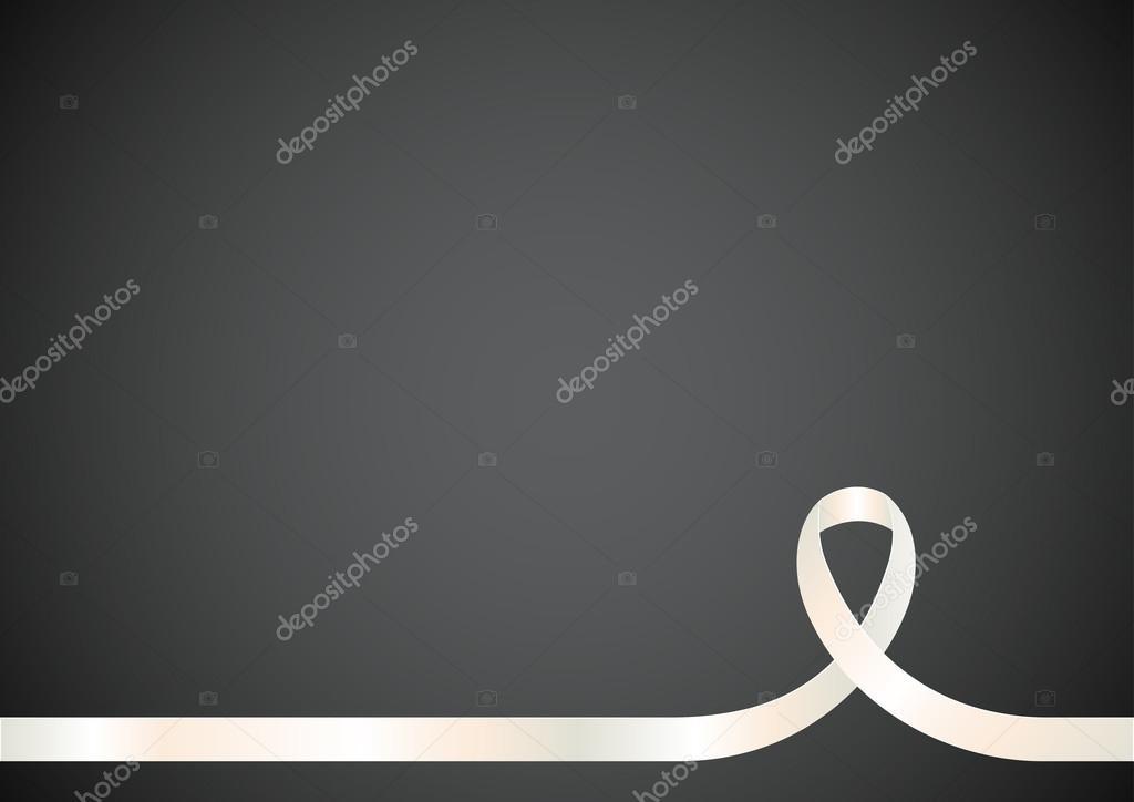 lung cancer awareness ribbon stock vector  u00a9 rudall30 Cancer Ribbons Colors Chart Cancer Awareness Ribbons