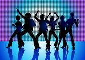 Fotografia Persone ballare in discoteca
