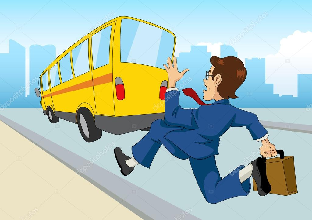 Не удалось попасть в автобус, во сне вы только лицезрели тоскливые огоньки габаритов далеко впереди - в реальной жизни уделите большую часть времени бесполезным хлопотам.