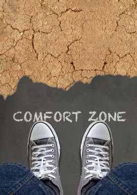 Step Out From Comfort Zone