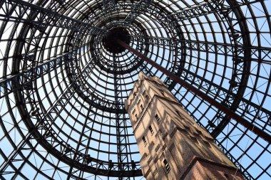 Shot Tower inside Melbourne Central