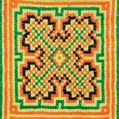 Struttura del tessuto tailandese
