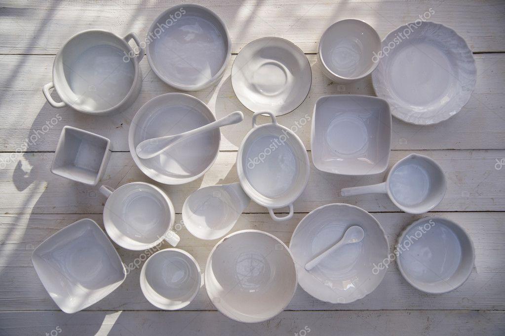 Serie de peque os recipientes para la cocina foto de for Recipientes cocina