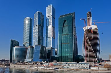 The Moscow International Business Center,