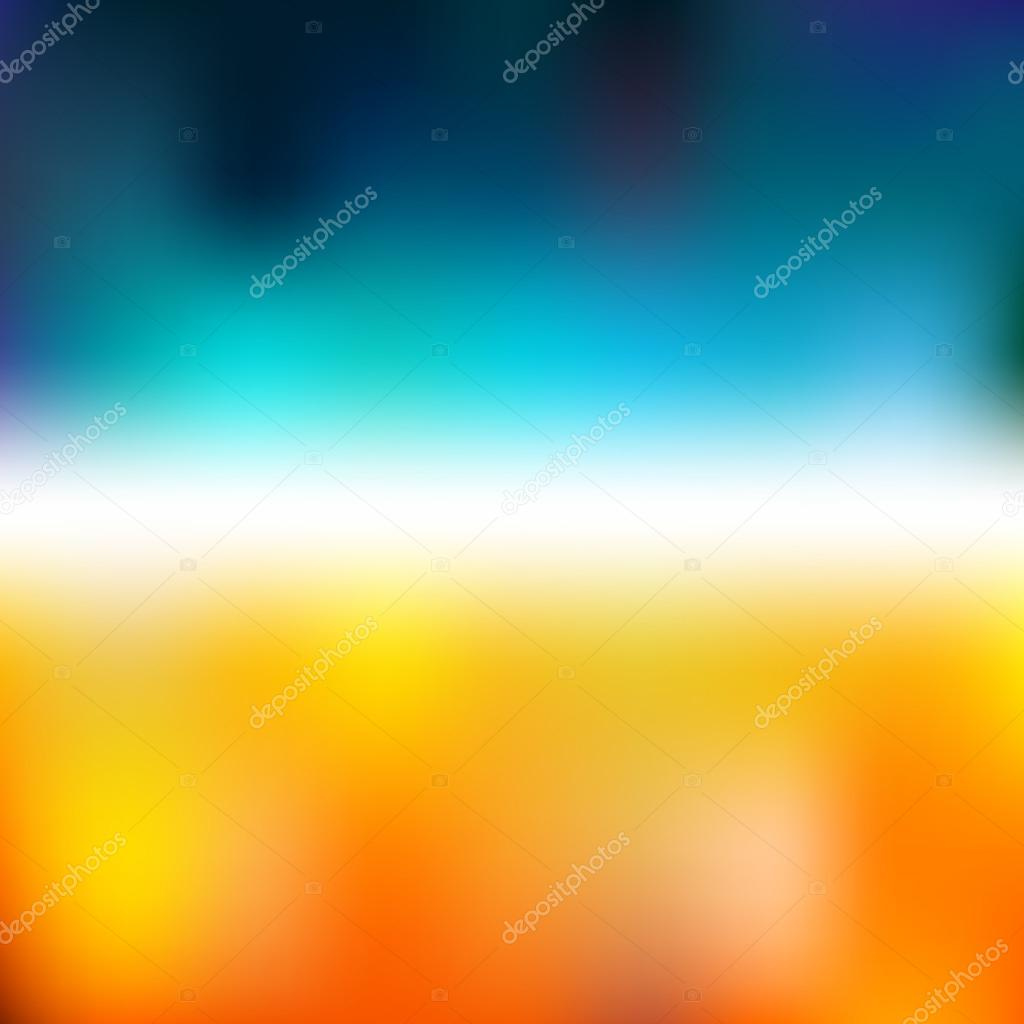 Vector Summer time background.
