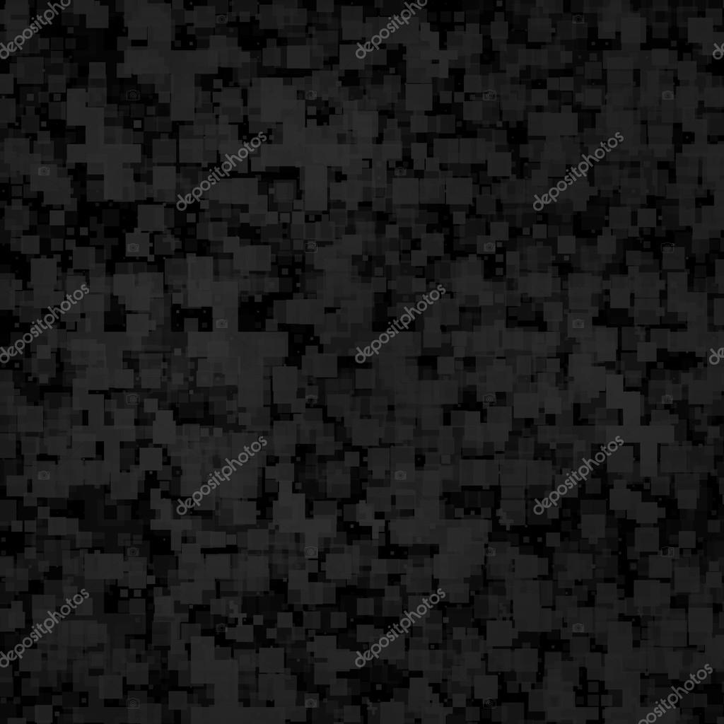 Vector abstract square pixel mosaic.