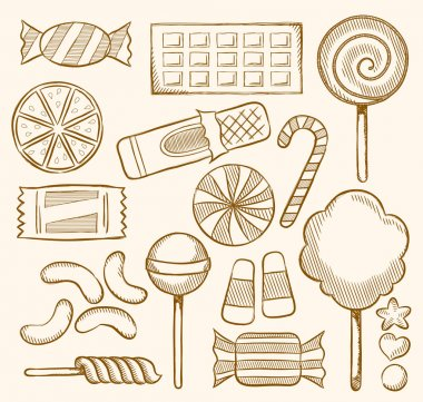 Candy, Sweets, Confectionery