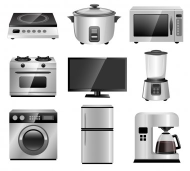 Home Appliances, Household Equipment