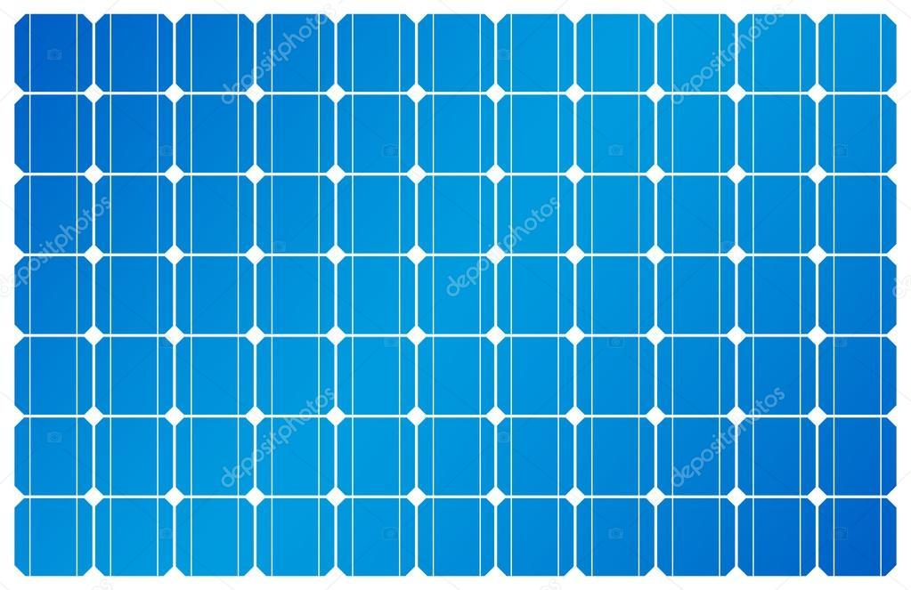 Célula Solar de Panel solar, Energía Solar, — Archivo Imágenes ...