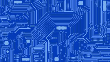 Circuit Board Background, Abstract, Computers, Technology