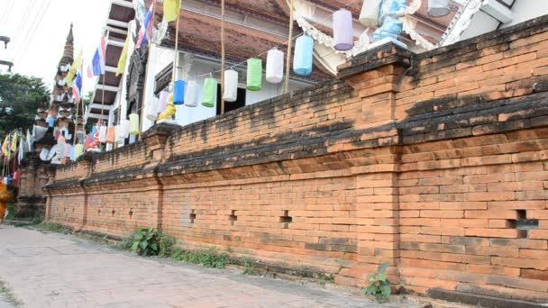 Buddhismus-Mönch auf der Straße