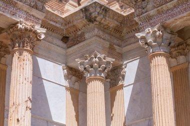 Corinthian Style Columns at Sardis