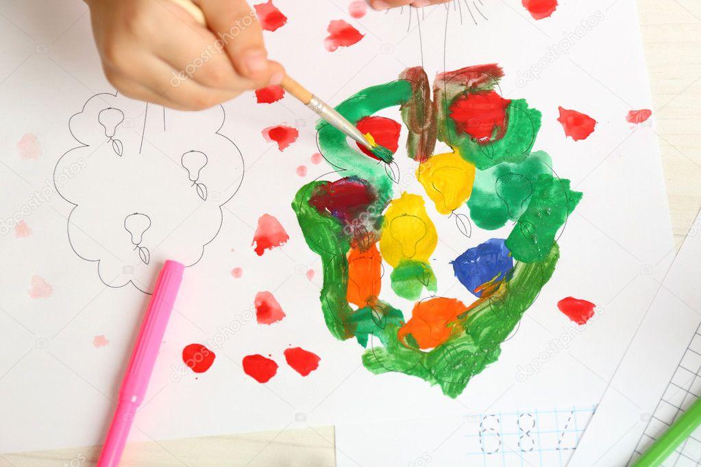 Disegno Di Un Bambino : I disegni dei bambini come test d intelligenza national geographic