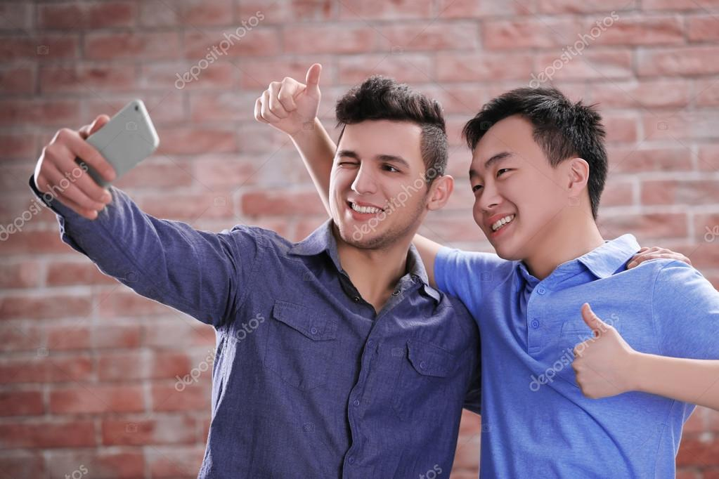 For selfpictureboys young are