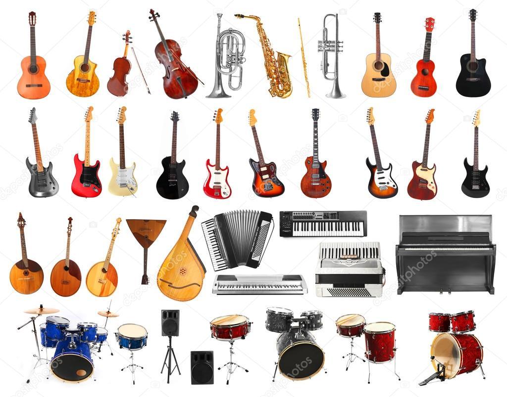 Fotos: Instrumentos Musicales