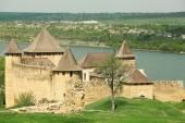 Fortezza medievale nel villaggio