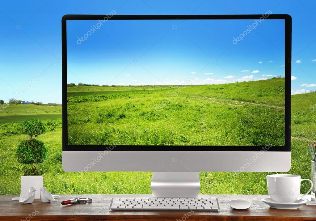 Immagini Sfondi Desktop Computer Sfondo Del Desktop Computer