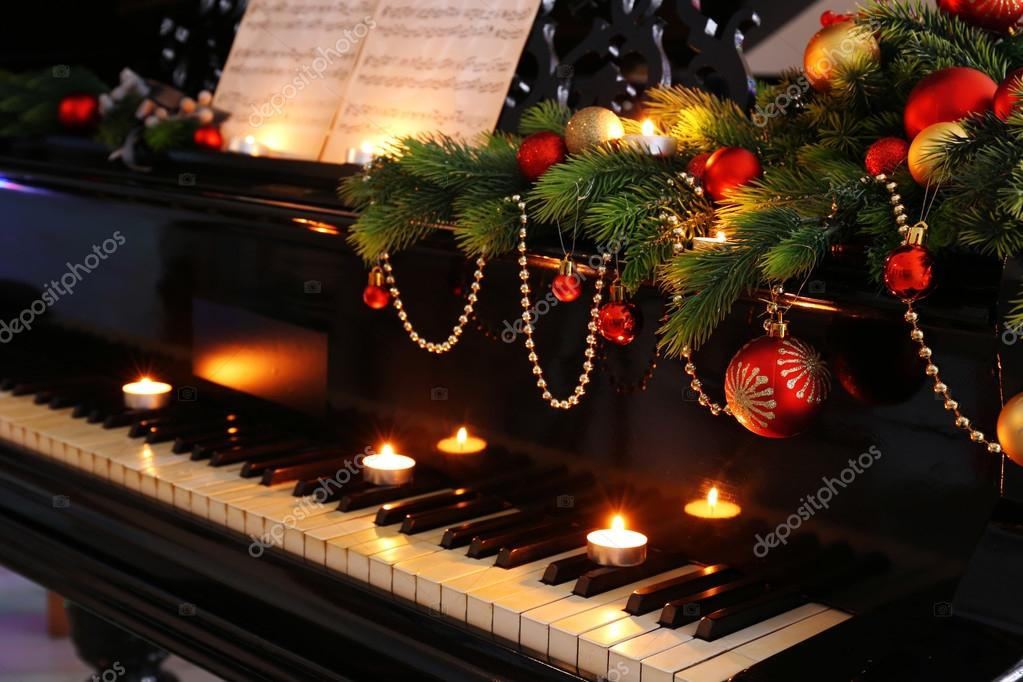 Piano christmas decorations billingsblessingbags