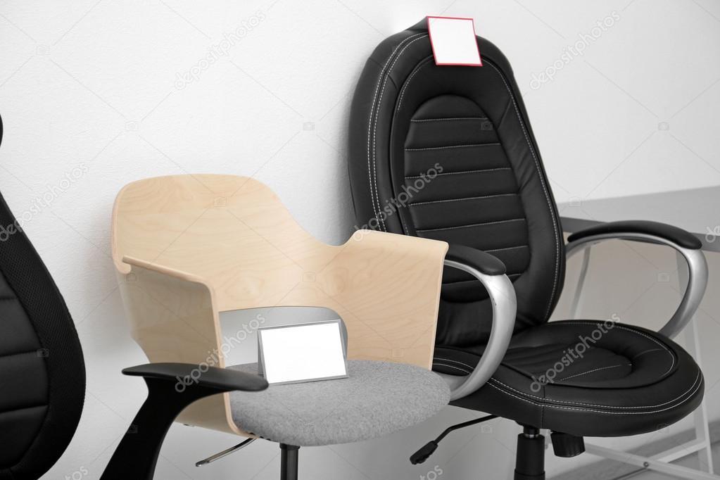 Stoel Te Koop : Moderne stoelen te koop u2014 stockfoto © belchonock #120330082