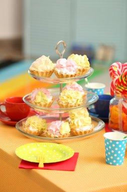 Tasty Birthday cupcakes