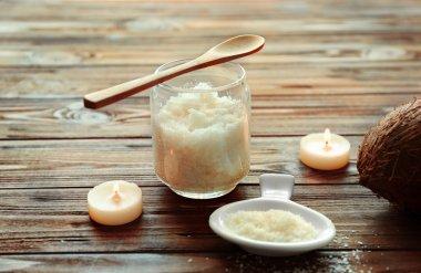 Natural scrub ingredients