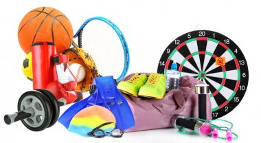 colorful Sporting goods