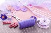 Fotografie Scrapbooking craft materials