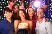 Oslava narozenin v klubu