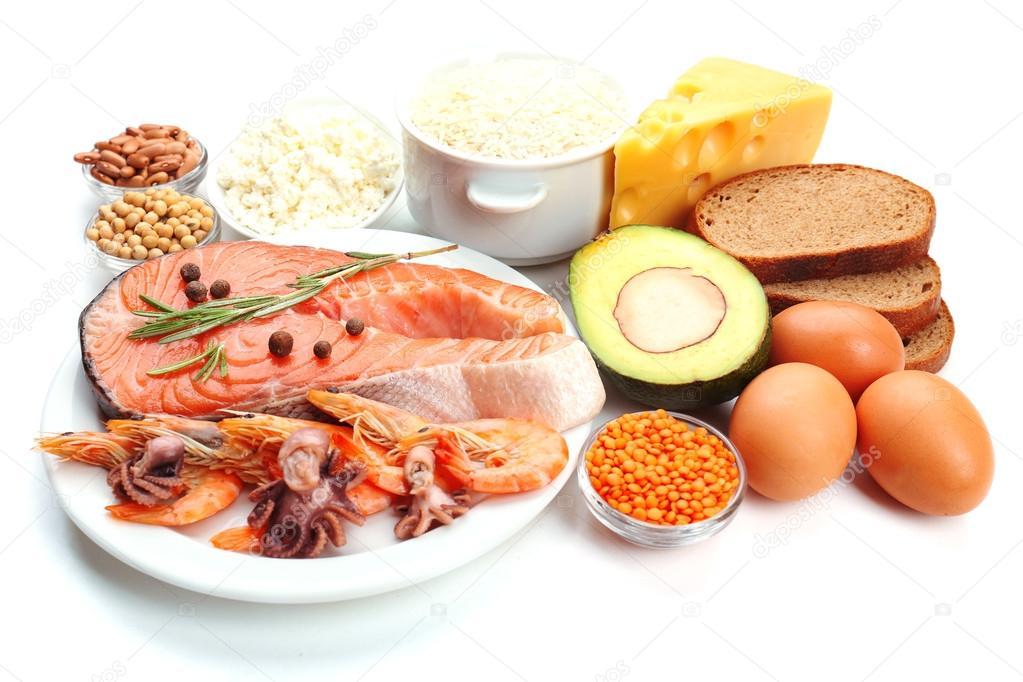 hoge proteine voedsel