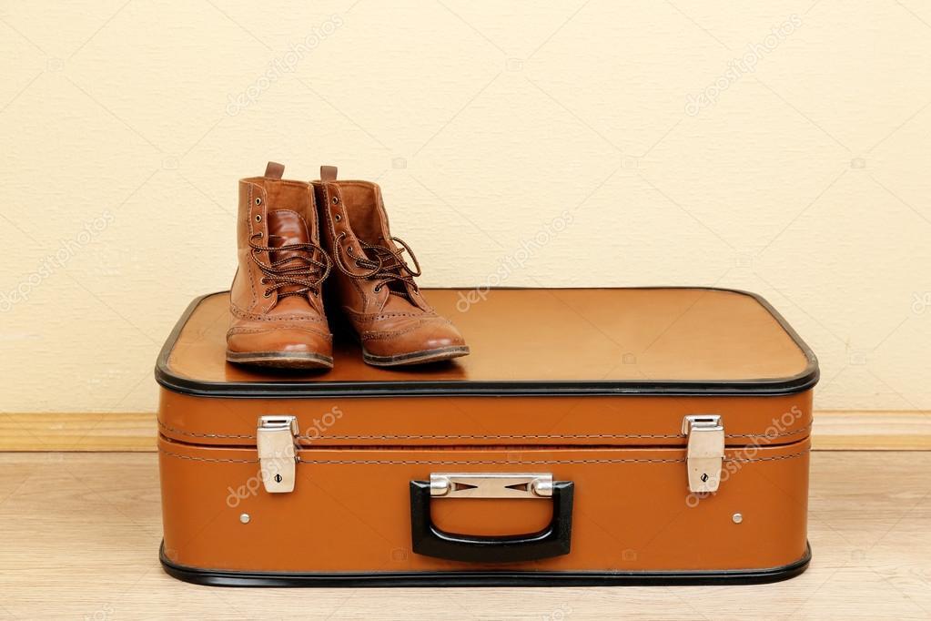 vintage koffer gnstig kaufen ebay. Black Bedroom Furniture Sets. Home Design Ideas